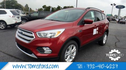 New 2018 Ford Escape SE 4WD