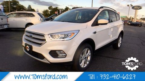 New 2018 Ford Escape SEL With Navigation & 4WD