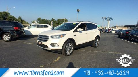 New 2017 Ford Escape Titanium With Navigation & 4WD