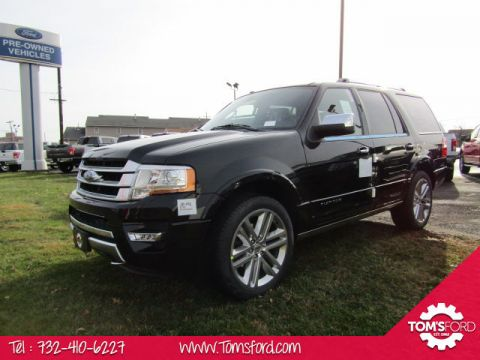 New Ford Expedition Platinum