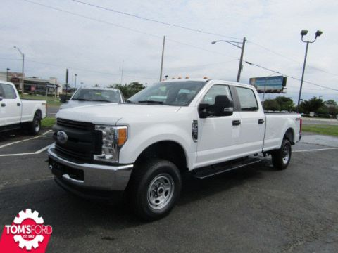 New 2017 Ford F-250  4WD
